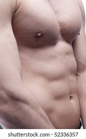 Nice well trained torso, great abs, six packs