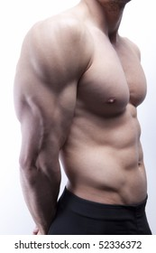 Nice well trained torso, great abs, six packs and chests, sexy body