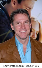 "Nicholas Sparks at the ""Dear John"" World Premiere, Chinese Theater, Hollywood, CA. 02-01-10"