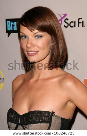 Nichole Hiltz At The Nbc Universal 2008 Press Tour All Star Party Beverly Hilton Hotel