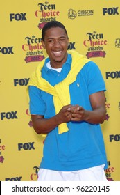 NICK CANNON at the 2005 Teen Choice Awards at the Universal Amphiteatre, Hollywood. August 14, 2005  Los Angeles, CA  2005 Paul Smith / Featureflash