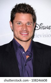 """Nick Lachey  at Disney and ABC's """"TCA All Star Party"""". Beverly Hilton Hotel, Beverly Hills, CA. 07-17-08"""