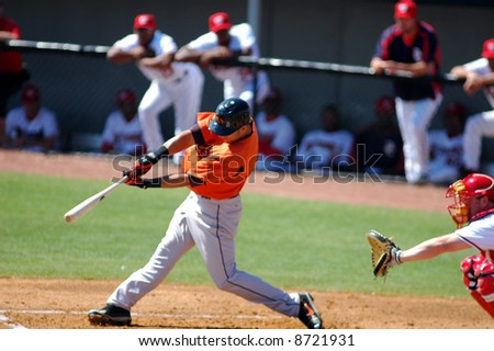 Nick Markakis batting - Baltimore Orioles outfielder