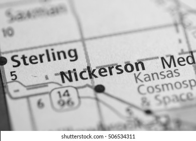 Nickerson. Kansas. USA.