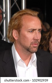 "Nicolas Cage  at the ""Kick-Ass"" Los Angeles Premiere, Arclight Theater, Hollywood, CA. 04-13-10"