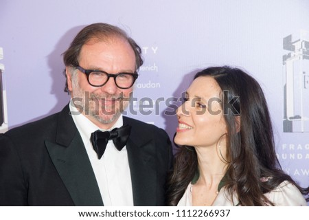 e53fd366a9c Nicolas Mirzayantz and Princess Alexandra of Greece attend 2018 Fragrance  Foundation Awards at Alice Tully Hall