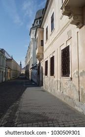 Nicolas Schneider-Trnavský street, Trnava, Slovakia