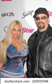 Nicole Austin and Ice-T at the Star Magazine 5th Anniversary Party. Bardot Hollywood, Hollywood, CA. 10-13-09