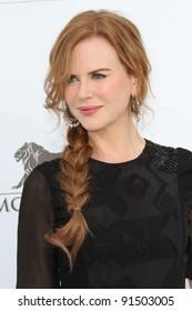 Nicole Kidman at the 2011 Billboard Music Awards Arrivals, MGM Grand Garden Arena, Las Vegas, NV 05-22-11