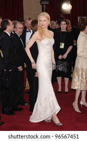 NICOLE KIDMAN at the 78th Annual Academy Awards at the Kodak Theatre in Hollywood. March 5, 2006  Los Angeles, CA  2006 Paul Smith / Featureflash