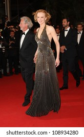Nicole Kidman attending 'Hemingway and Gellhorn' premierel during the 65th Annual Cannes Film Festival. 25/05/2012 Picture by: Henry Harris / Featureflash