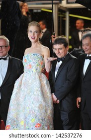 "Nicole Kidman at the premiere of ""The Great Gatsby"" the opening movie of the 66th Festival de Cannes. May 15, 2013  Cannes, France"