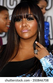 """Nicole """"Snooki"""" Polizzi at the 2010 MTV Video Music Awards held at the Nokia Theatre L.A. Live in Los Angeles, USA on September 12, 2010."""