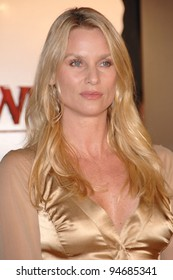 "Nicollete Sheridan at the Los Angeles premiere of ""Beowulf"" at the Mann Village Theatre, Westwood, CA. November 6, 2007  Los Angeles, CA Picture: Paul Smith / Featureflash"