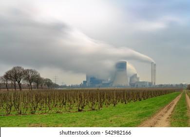 Niederauem Power plant