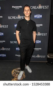 """Niels Bourgonje attends 19th Annual Horror Film Festival – ScreamFest - Opening Night """"Eat, Brains, Love"""" Los Angeles Premiere at TLC Chinese Theatre, Hollywood, CA on October 8, 2019"""