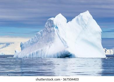 Nierva Cove Iceberg