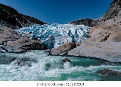 Nigardsbren Glacier Norway