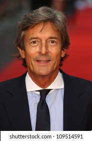 Nigel Havers arriving for the Chariots of Fire Premiere held at the Empire Leicester Square -  London, England. 10/07/2012 Picture by: Henry Harris / Featureflash