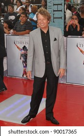 """Nigel Lythgoe at the premiere of Michael Jackson's """"This Is It"""" at the Nokia Theatre, L.A. Live in downtown Los Angeles. October 27, 2009  Los Angeles, CA Picture: Paul Smith / Featureflash"""