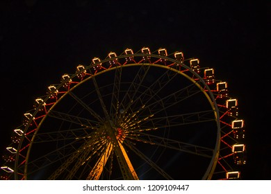 carnival carousel at night images stock photos vectors shutterstock