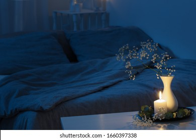Candle Light Bedroom High Res Stock Images Shutterstock