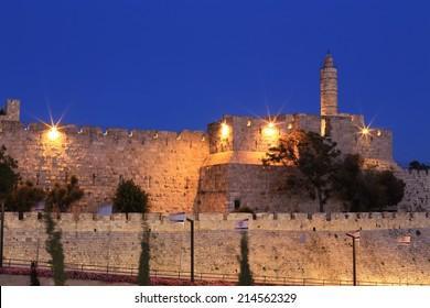 Night Jerusalem
