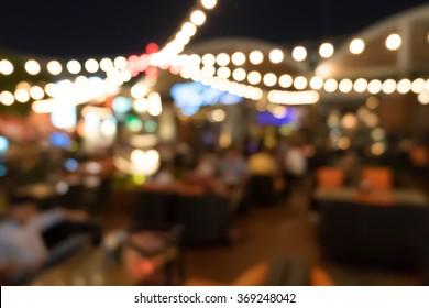 night life background