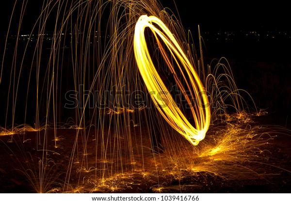 Night Lighting Photography