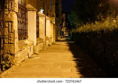 Night Lviv