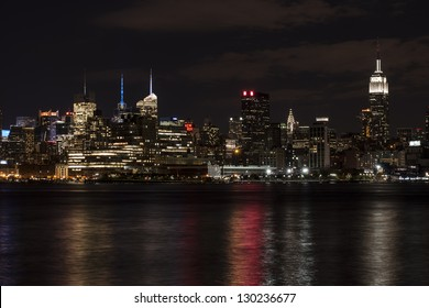 Night New York City