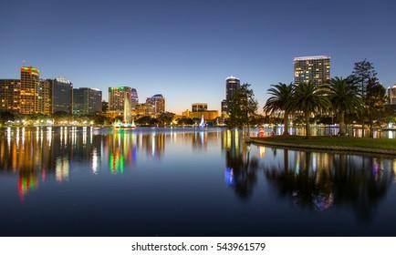 Night at Orlando