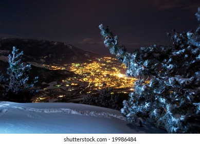 night over the Yalta