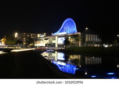 Night Photography Emmen