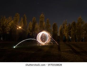 Night photography with Nikon Camera