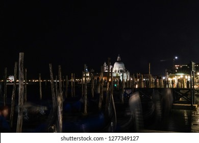 Night Picture of Venice Italy
