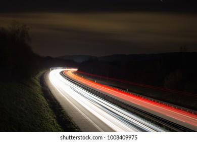Night Rider Traffic