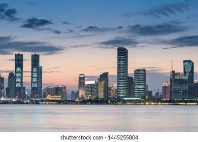 night of shanghai in China