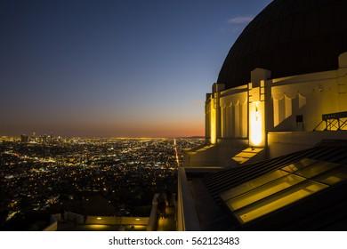 Night shot city