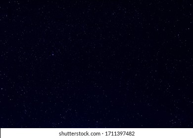 Night sky full with stars