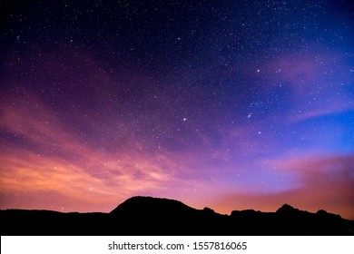 Night Sky Picture Darkness Planets and Stars - Shutterstock ID 1557816065