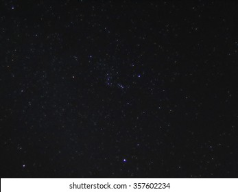 Night Sky With Stars