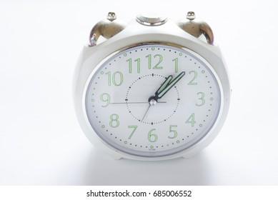 Night table clock