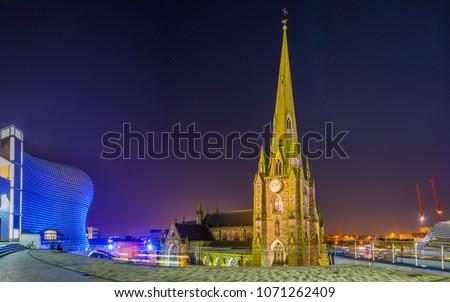 Night view of Saint