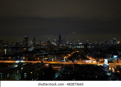 Nightlight in Bangkok