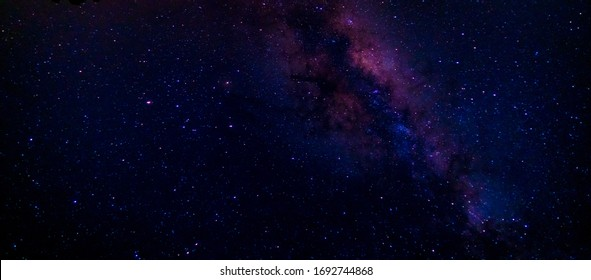 Nightsky Showing the Lights of the Milkyway-0002