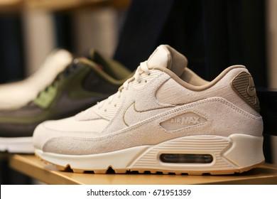Nike Shoes Air Max Ukraine Kiev Stock Photo (Edit Now) 665457994