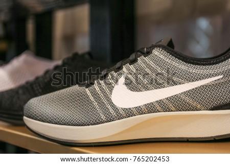 42a8644d Nike Shoes Ukraine Kiev August 23 Stock Photo (Edit Now) 765202453 ...