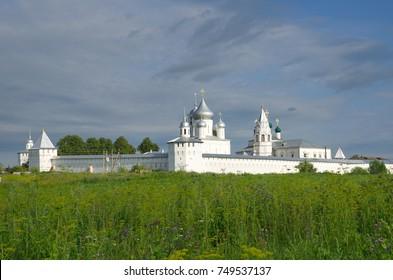 Nikitsky monastery in Pereslavl-Zalessky, Jaroslavl region, Russia