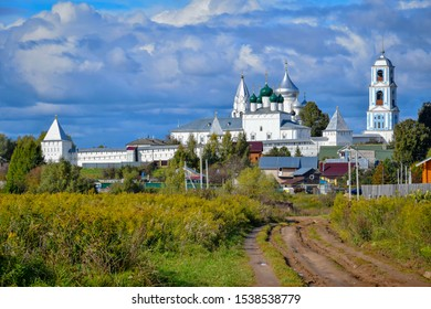 Nikitsky Monastery in Pereslavl-Zalessky, Yaroslavl region